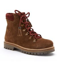 Matisse - Rugged Suede Hiker Boot - Lyst