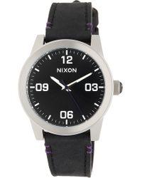Nixon - Women's Gi Analog Quartz Watch, 36mm - Lyst
