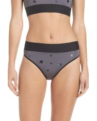 Ultracor - Argon Luster High Waist Bikini Bottoms - Lyst