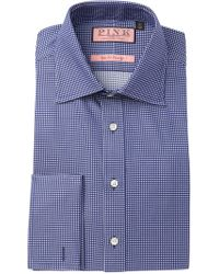 Thomas Pink - Johnson Textured Slim Fit Dress Shirt - Lyst