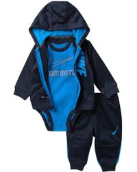Nike - Therma Fit Ko 3-piece Gift Set (baby Boys) - Lyst
