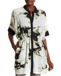 Religion - Thrive Pritned Tunic - Lyst