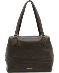 Liebeskind Berlin - Mesa Milano Leather Shoulder Bag - Lyst
