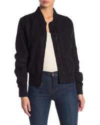 On The Road - Shiloh Bomber Jacket - Lyst