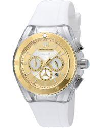 TechnoMarine - Women's Cruise Pearl Sport Watch - Lyst