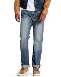 "Lucky Brand - 363 Vintage Straight Leg Jeans - 30-32"" Inseam - Lyst"