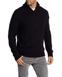 Borgo 28 - Shawl Collar Sweater - Lyst