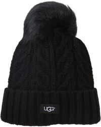 9143f5a5 Women's UGG Hats - Lyst