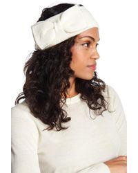Kate Spade - Bow Detailed Headband - Lyst