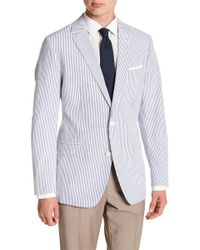 Bonobos - The Foundation Seersucker Blazer - Lyst