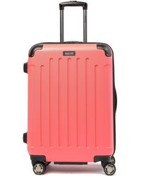 Kenneth Cole - Renegade Abs Expandable 8-wheel Upright Suitcase - Lyst