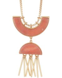 Madewell - Concept Pendant Necklace - Lyst