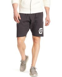 Champion - Heritage Fleece Shorts - Lyst