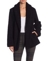 Sanctuary - Faux Fur Teddy Jacket - Lyst