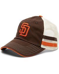 American Needle - Foundry San Diego Padres Mesh Back Baseball Cap - Lyst