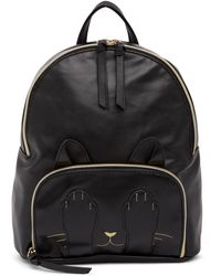 T-Shirt & Jeans - Hiding Cat Backpack - Lyst
