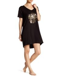 Juicy Couture - T-shirt Dress Pyjama - Lyst