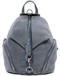 Rebecca Minkoff | Medium Julian Leather Backpack | Lyst