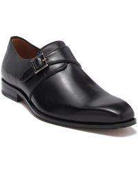 e01f88f3ebceb Lyst - Mezlan 'rosales' Double Monk Strap Shoe in Black for Men