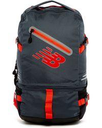 New Balance | Nylon Commuter Backpack | Lyst