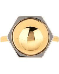 Rachel Zoe - Mia Sphere Ring - Size 7 - Lyst
