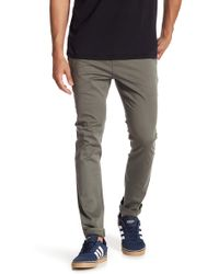 Barney Cools - Solid Chino Pants - Lyst