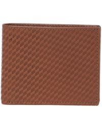 Fossil - Jace Bifold Leather Wallet - Lyst