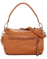 Liebeskind Berlin   Santa Clara Sporty Leather Shoulder Bag   Lyst