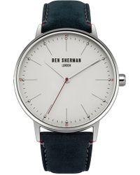 Ben Sherman - Men's Portobello Touch Quartz Watch - Lyst