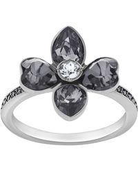 Swarovski - Bunch Ring - Size 58 (us 8) - Lyst