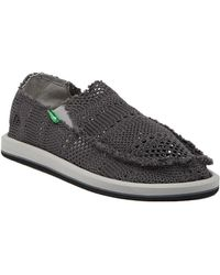 Sanuk - Yew-knit Slip-on Trainer - Lyst