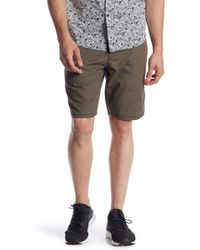Howe - Switch Stance Stripe Shorts - Lyst