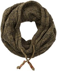 Bickley + Mitchell - Cable Knit Snood - Lyst