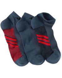 adidas Originals - Superlite Low Cut Socks - Pack Of 3 - Lyst