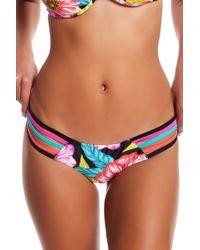 Body Glove - Sunlight Amaris Floral Print Bikini Bottoms - Lyst
