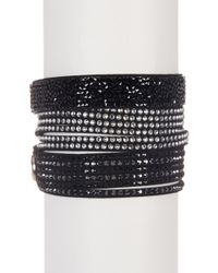 Swarovski - Leisure Crystal Bracelet Set - Lyst