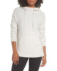 Zella - Cashmere And Wool Hoodie - Lyst