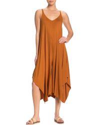 Spense Sleeveless Culotte Jumpsuit