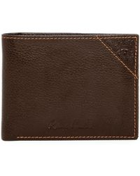 Robert Graham - Pledge Leather Bifold Wallet - Lyst