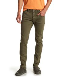 KUWALLA - Dark Rinse Skinny Jeans - Lyst