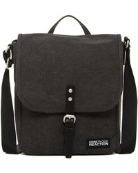 Kenneth Cole - Long Day To Go Canvas Tablet Bag - Lyst