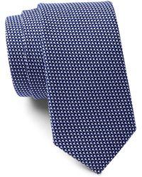 Original Penguin - Cottage Woven Dot Tie - Lyst