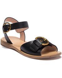 Marc Jacobs - Horizon Leather Sandal - Lyst