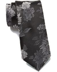 Ted Baker - Peony Floral Silk Tie - Lyst