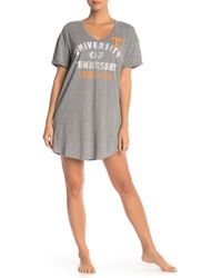 Munki Munki - University Of Tennessee Short Sleeve Sleep Shirt - Lyst