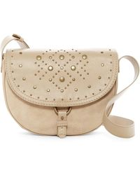 Lucky Brand - Darby Leather Crossbody Bag - Lyst
