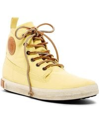 Blackstone - High Top Trainer - Lyst