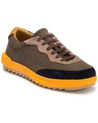 Camper - Marges Linen & Suede Sneaker - Lyst