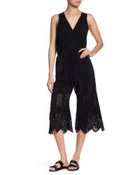 Johnny Was - Love Liberty Crochet Jumpsuit - Lyst