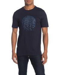 BOSS - Tiburt Graphic Print T-shirt - Lyst